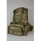 Рюкзак и подсумок камуфлированные 310-01-ц