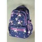 Рюкзак школьный для девочки 18124-7